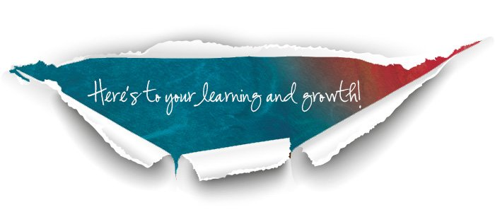 Coaching with Sue Bowe supports your Learning and Growth