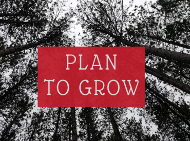 plan to grow