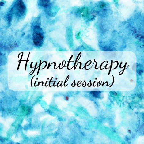 hypnotherapy initial session