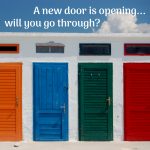 The Choice – Which Door?