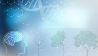 head brain dna trees growing